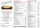 Our Menu-See Anything You Fancy?