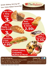 Meal Deals At TheBakery