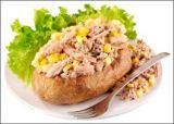 Healthy Options: Our Jacket Potatoes