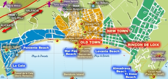 Benidorm Travel Guide